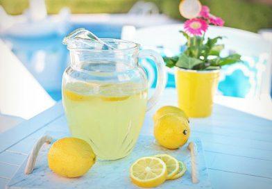 Jak zrobić lemoniadę w domu